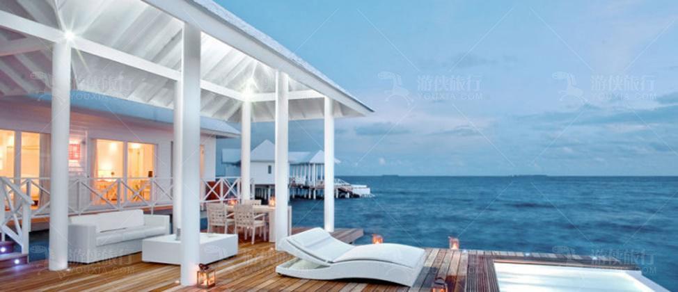 马尔代夫钻石泰达芙士岛