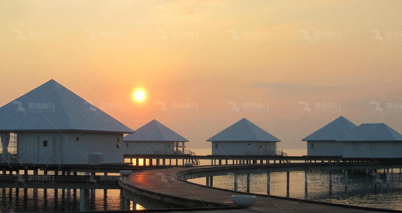 马尔代夫钻石泰达芙士岛度假