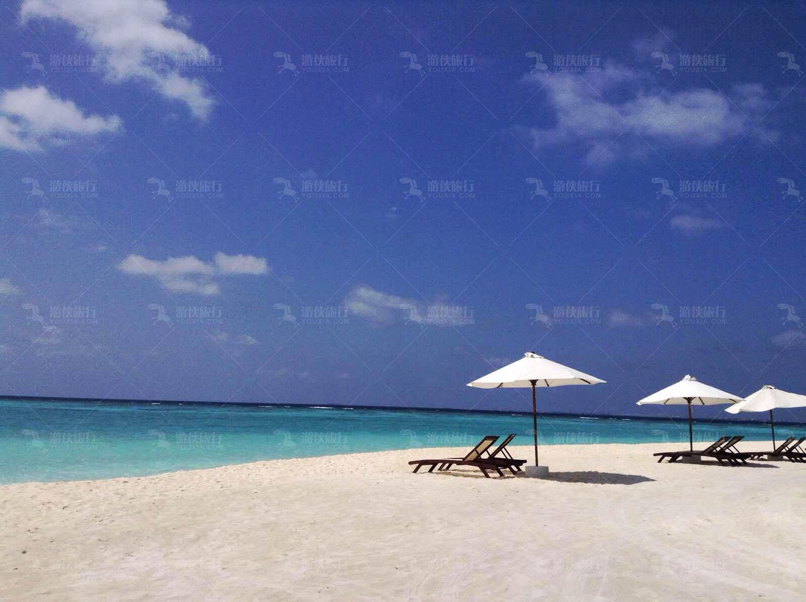 维拉沙鲁岛度假
