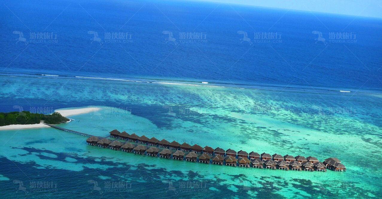 马尔代夫力士岛