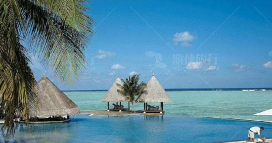 杜妮可鲁岛度假