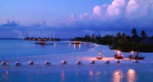 杜妮可鲁岛海景