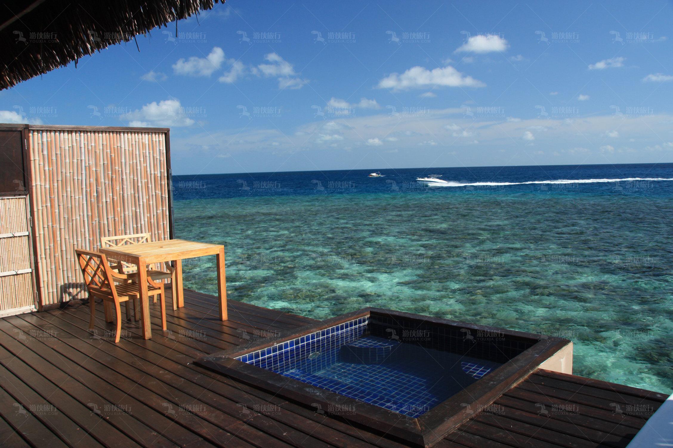 瓦度岛海景