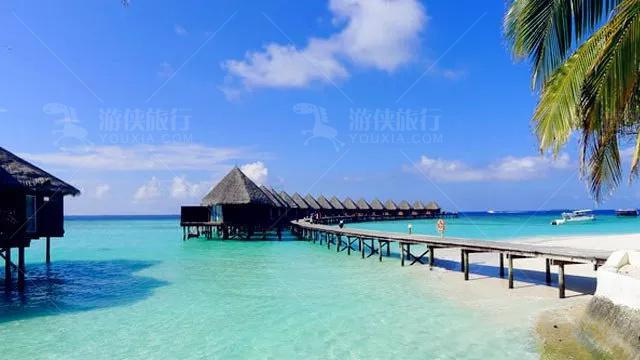 马代四星级岛屿度假