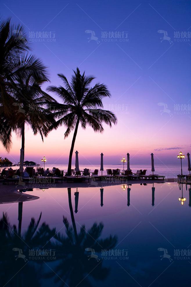 马尔代夫萨芙莉岛