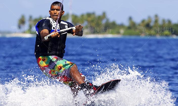 马尔代夫第六感拉姆水上运动