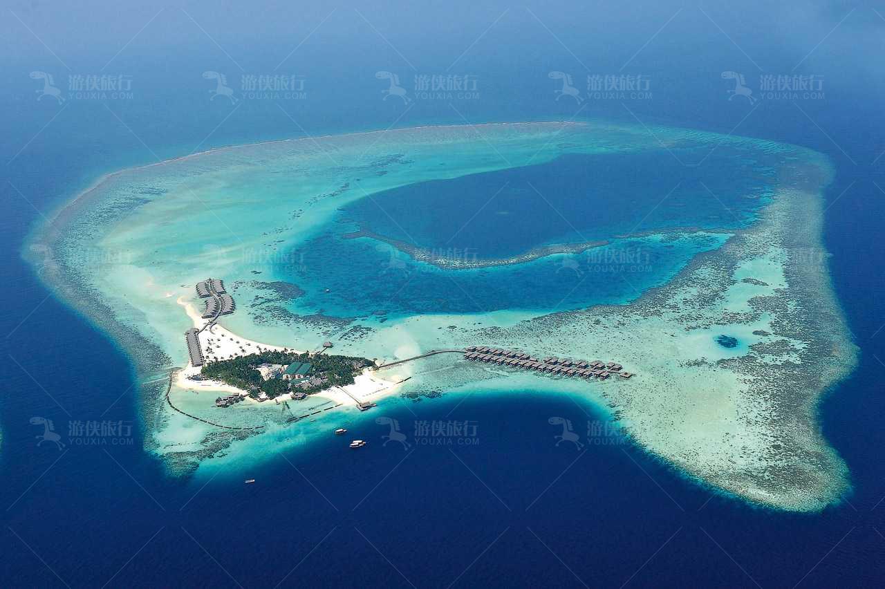 马尔代夫魔富士岛