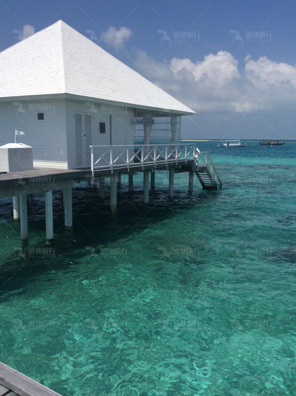 钻石泰达芙士岛度假