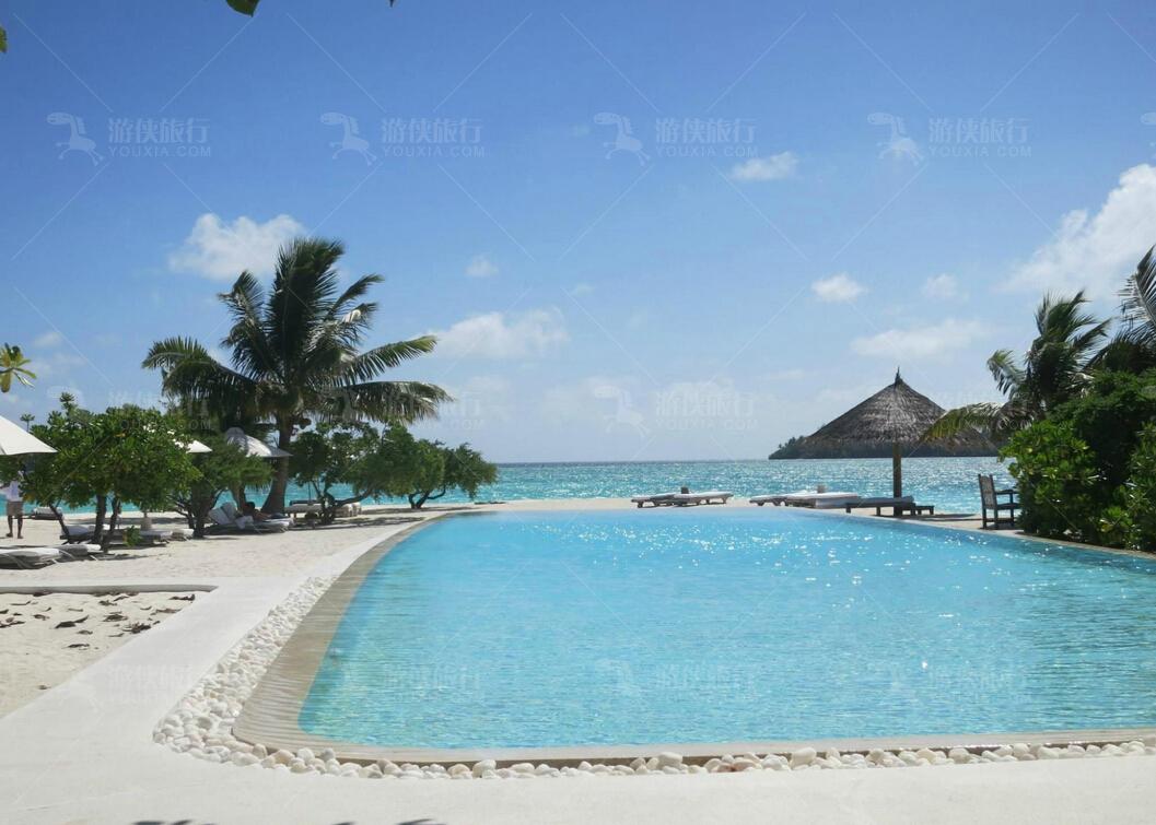 马尔代夫可可亚岛
