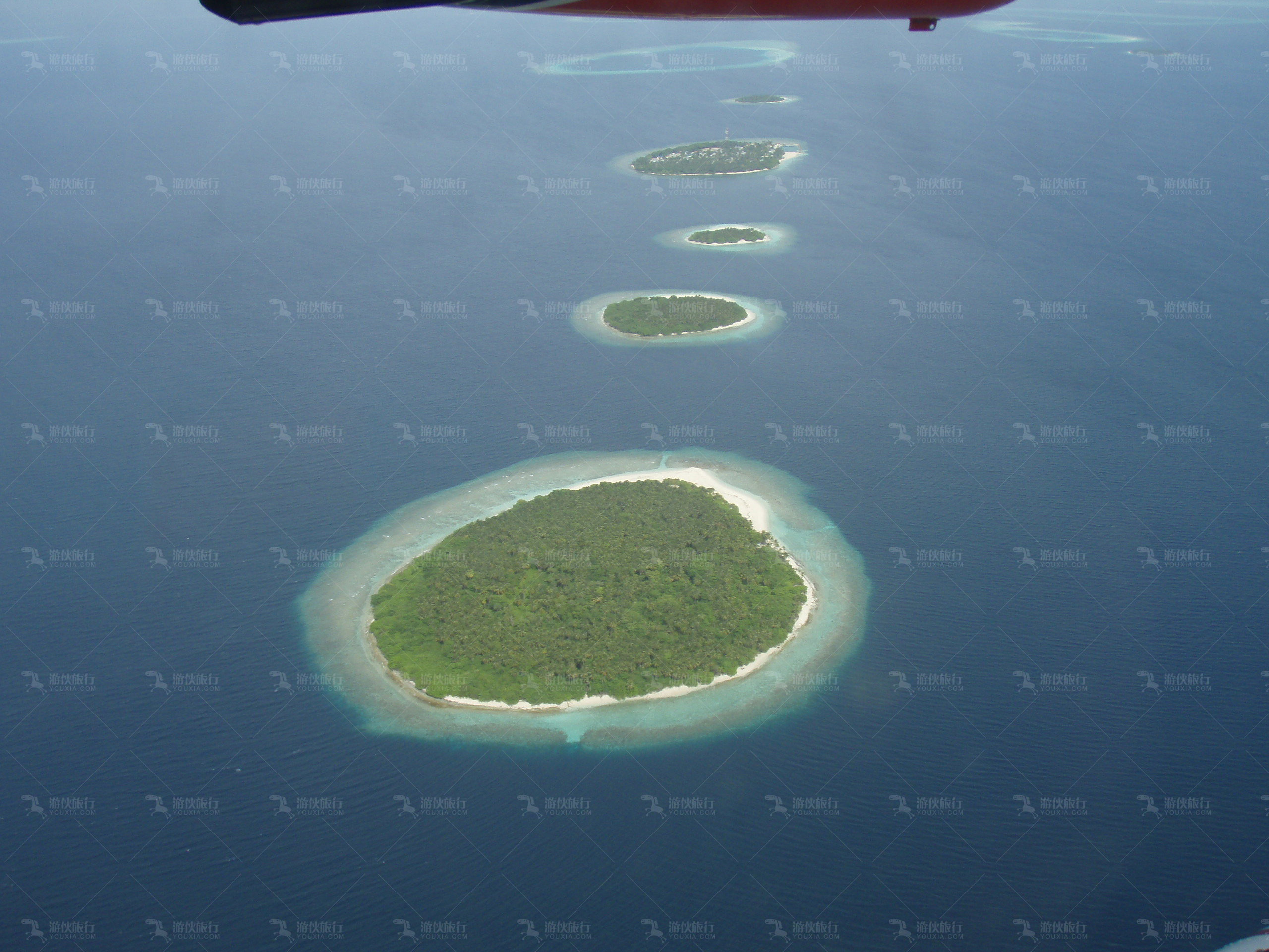 曼德芙仕岛度假