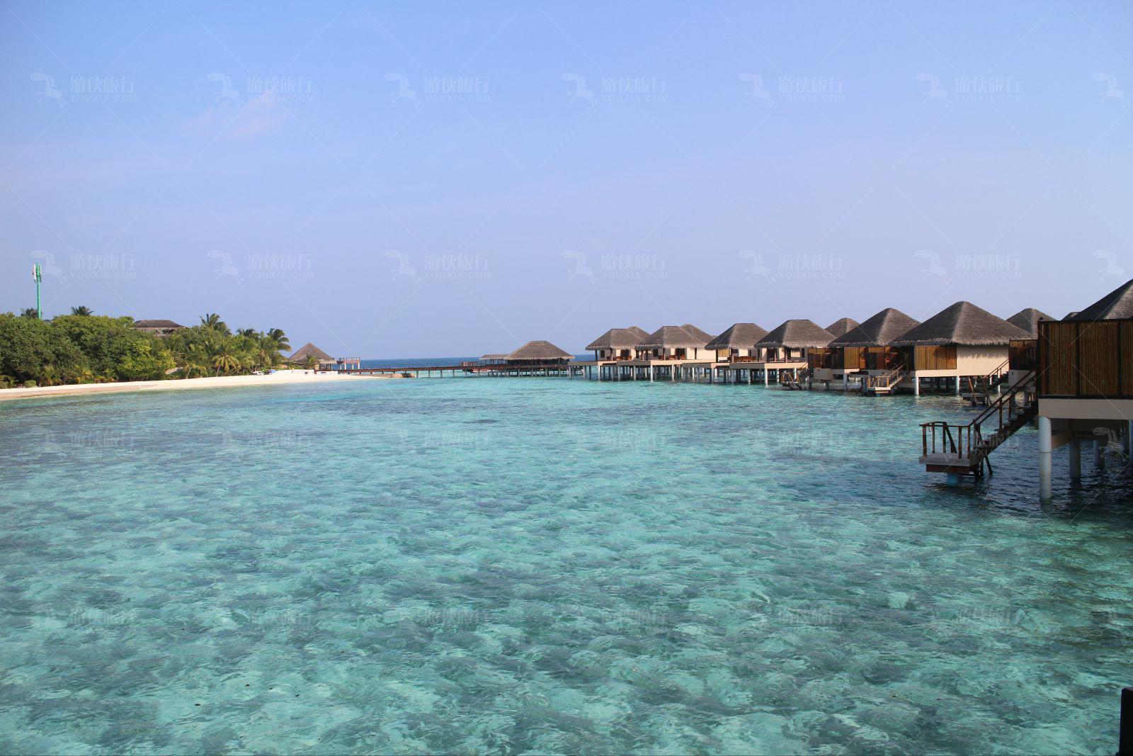 马尔代夫瓦度岛