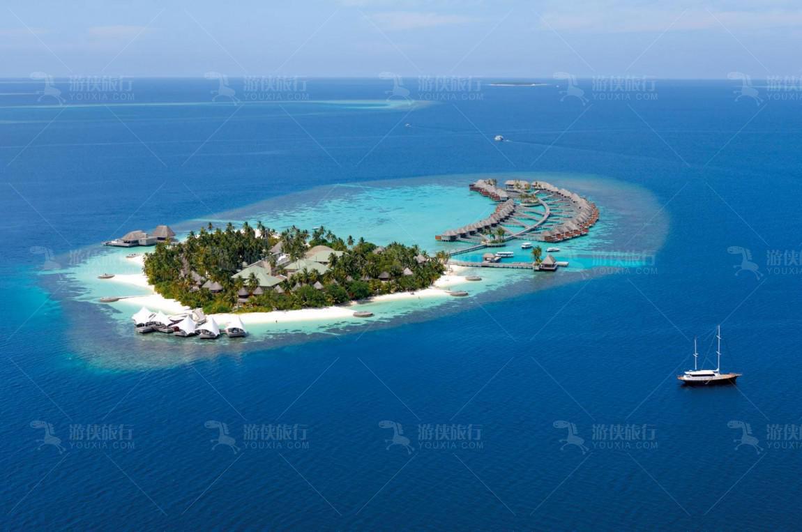马尔代夫宁静岛
