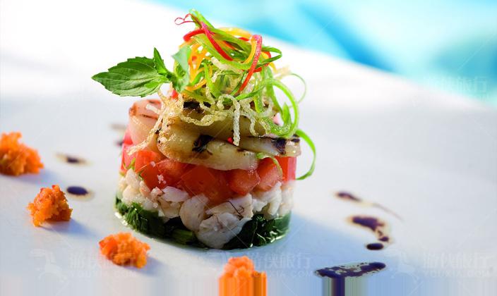 波杜希蒂Tsuki餐厅