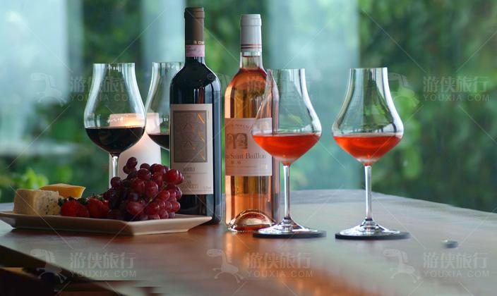 波杜希蒂Wine Loft酒廊
