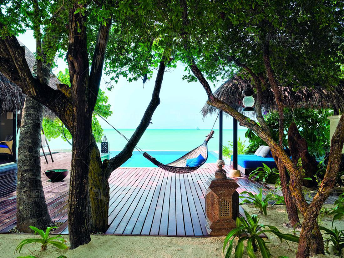 泰姬珍品岛自然环境