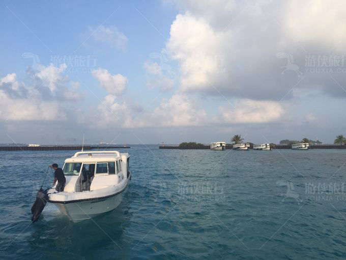 胡鲁马累的海