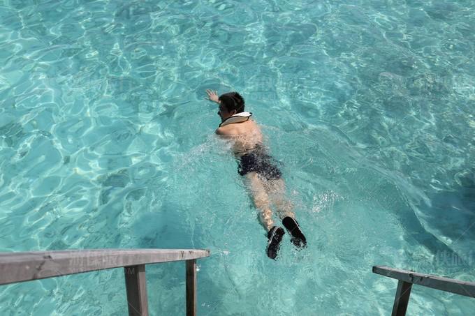 马代纯净海水