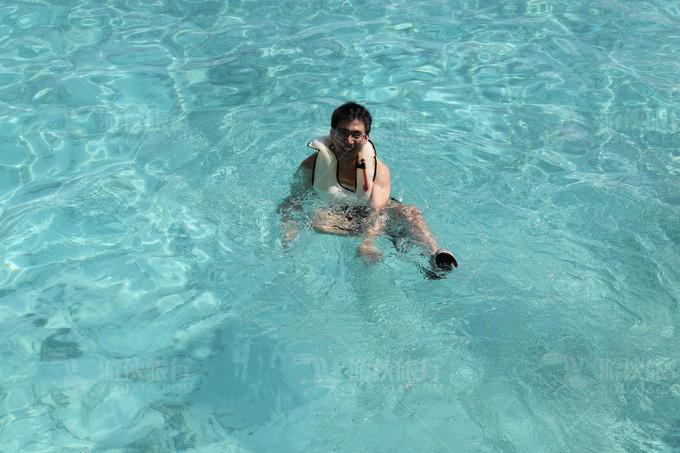 马代透明海水