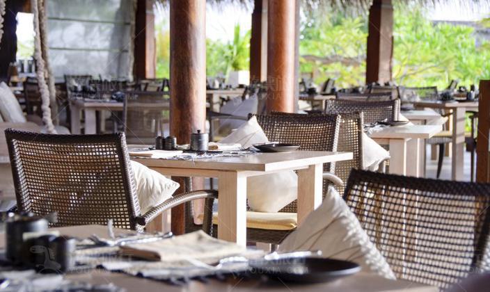 安娜塔拉Fushi Café餐厅