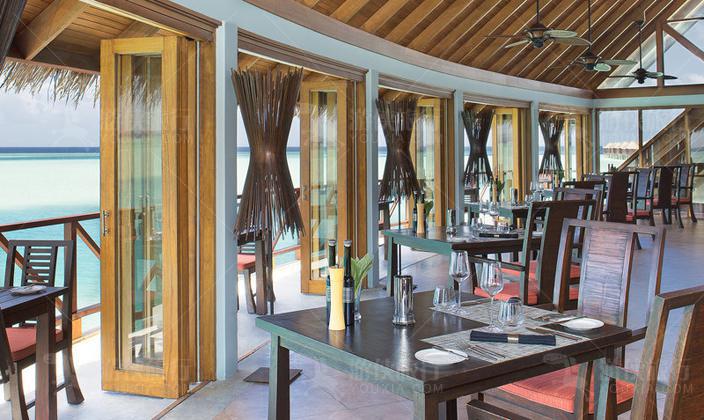 安娜塔拉Terrazzo 餐厅