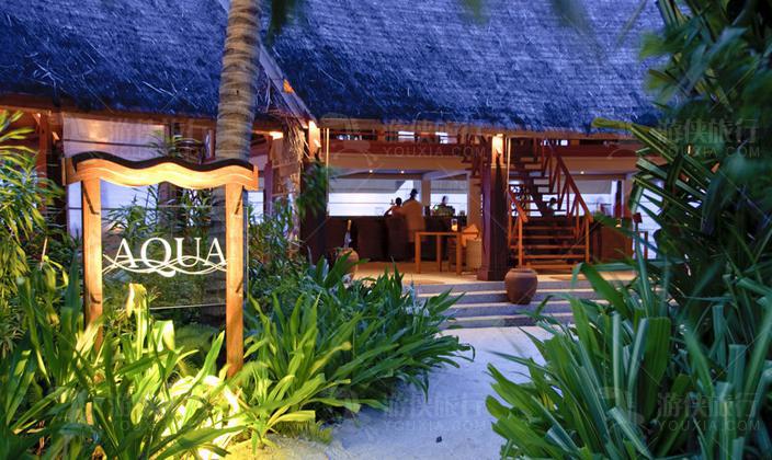 安娜塔拉Aqua酒吧