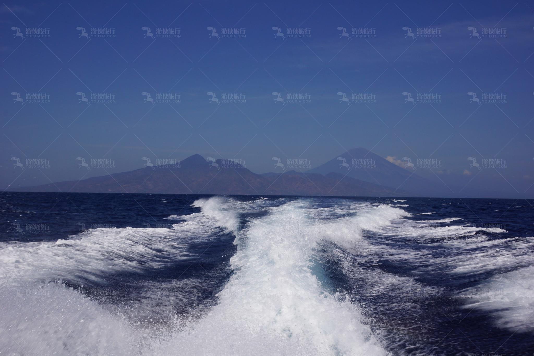玻璃海龙目岛