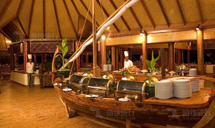 Nautilus餐厅自助餐