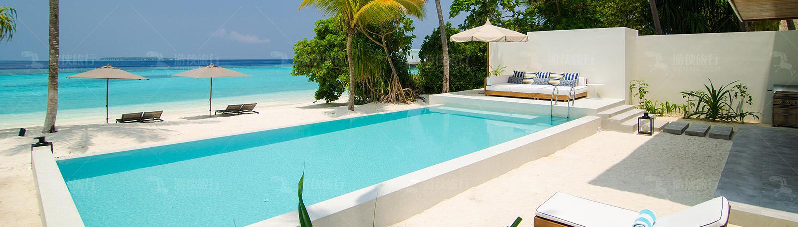 阿米拉私人泳池