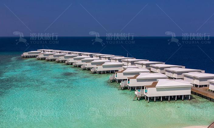 阿米拉海洋水上屋