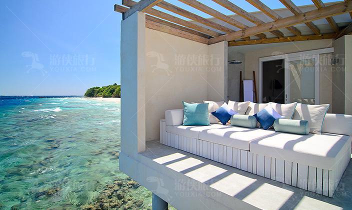 阿米拉海洋珊瑚礁房屋