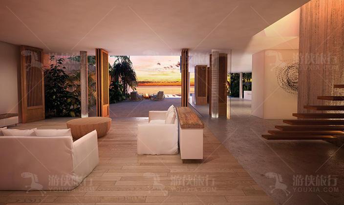 阿米拉五卧室海滩豪宅