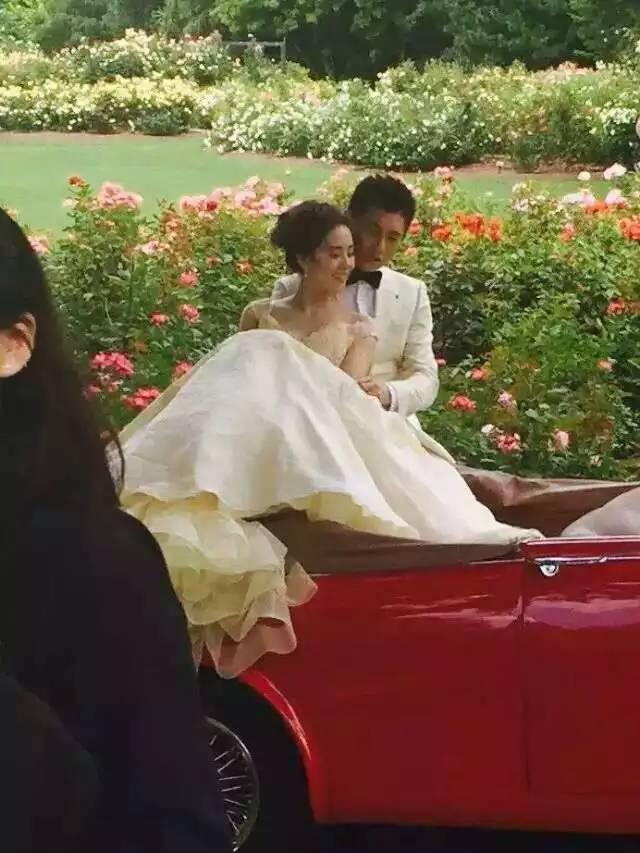 汉密尔顿花园婚纱