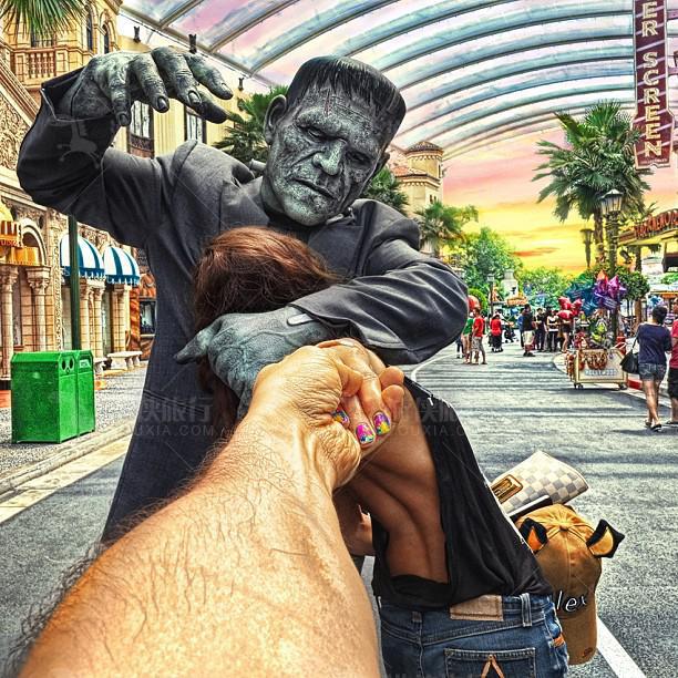 佛罗里达环球影城