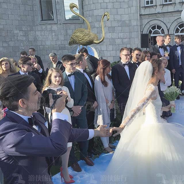 环游世界婚礼花絮