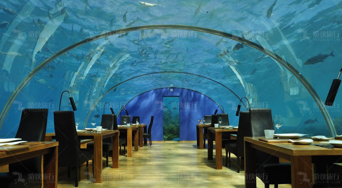 OZEN M - M6m水下餐厅
