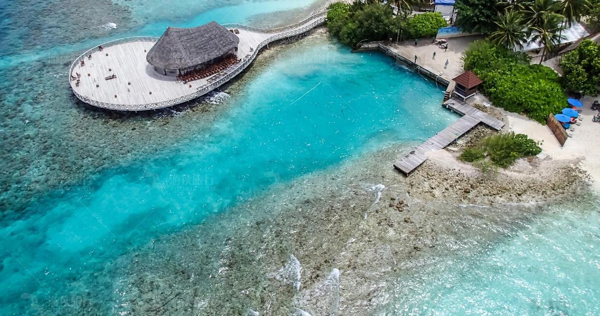 马尔代夫经典岛屿