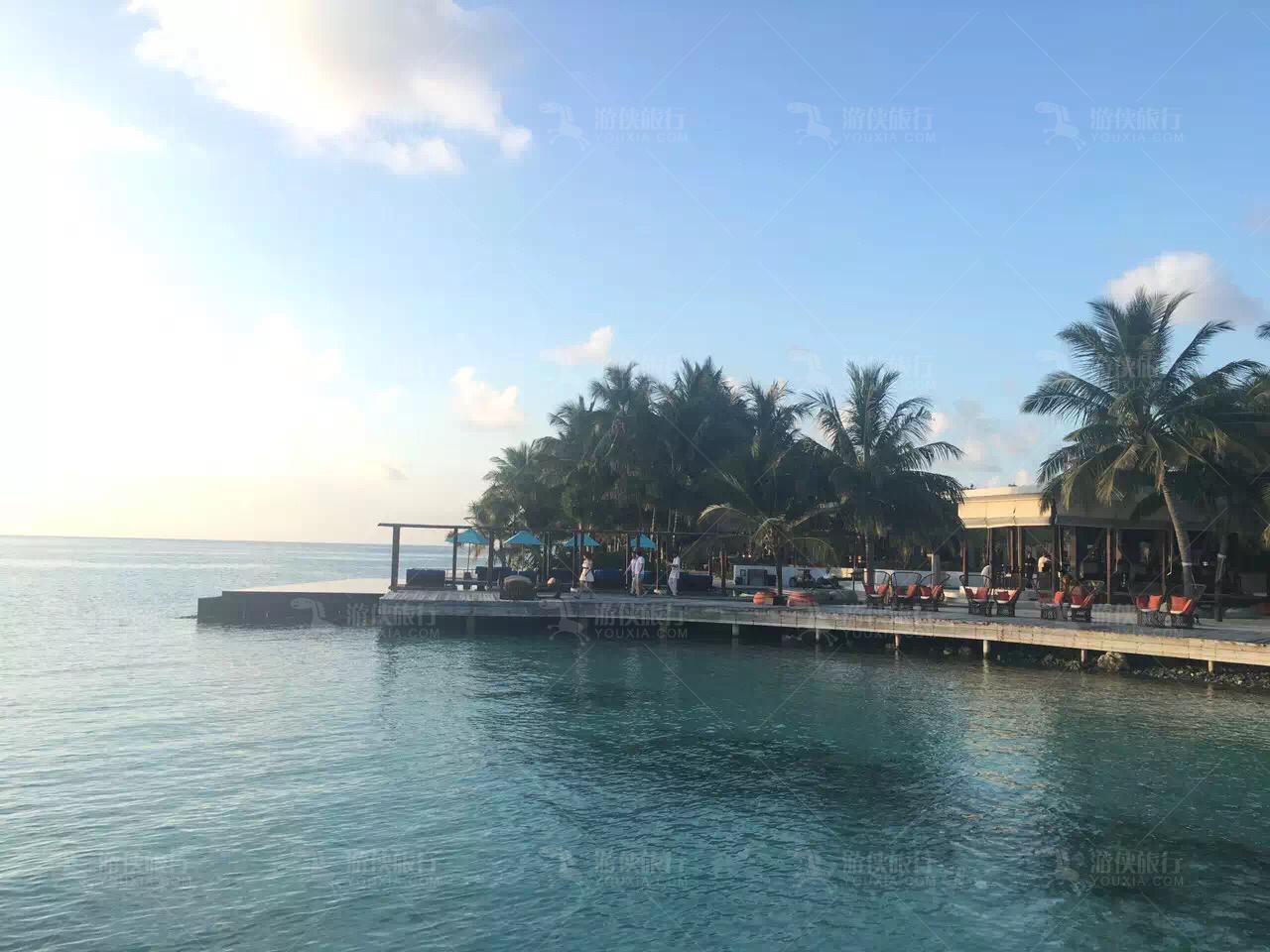 游侠在马尔代夫JD岛
