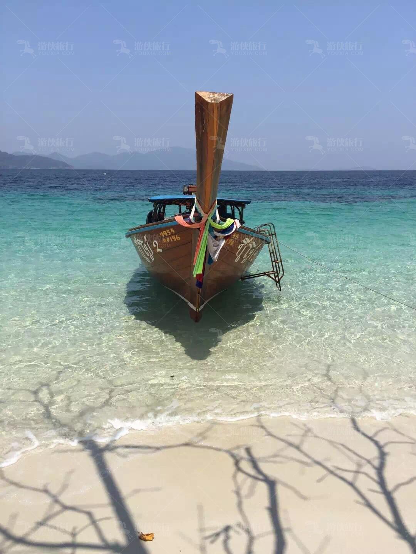 泰国丽贝岛
