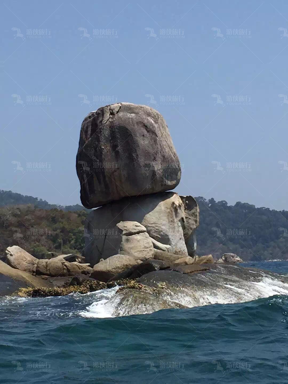 泰国丽贝岛石头记
