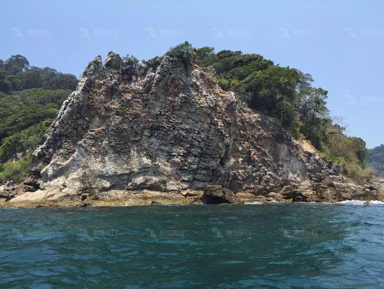 泰国丽贝岛风貌