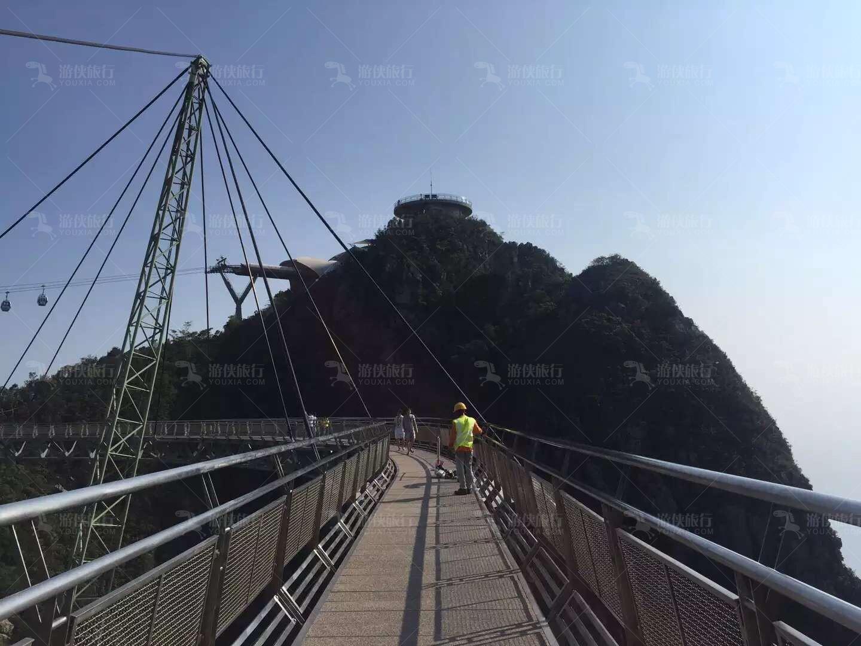 兰卡威世界地质公园天空步道