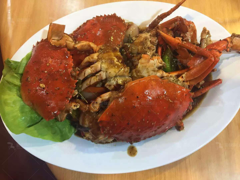 兰卡威海鲜美食
