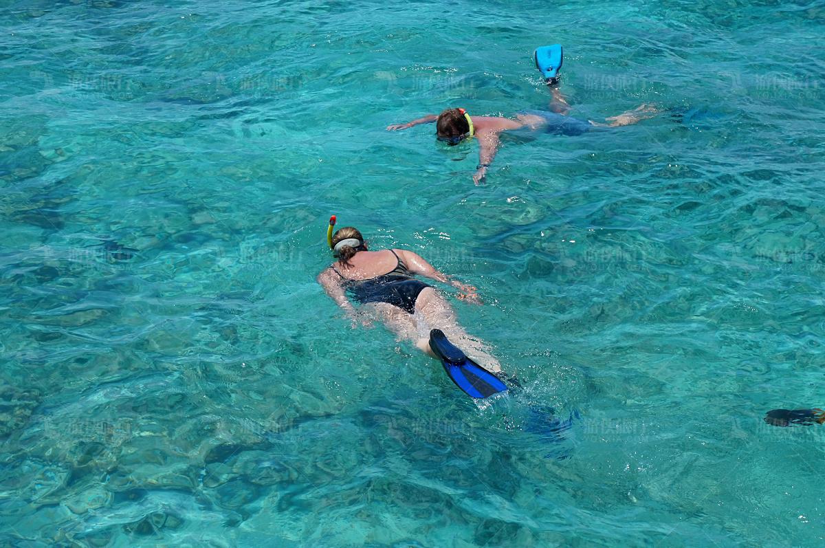 海岛潜水注意事项