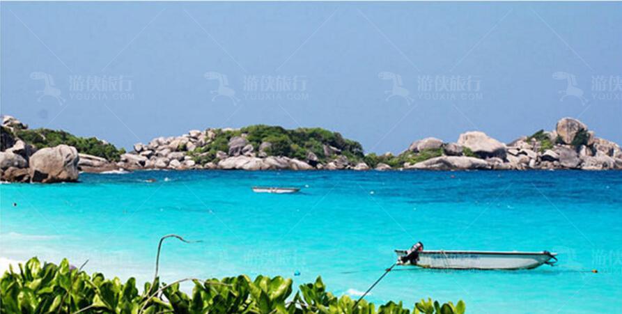 泰南珍珠普吉岛