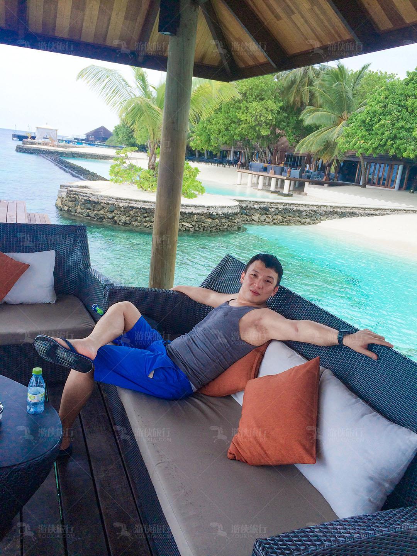 马尔代夫莉莉岛度假