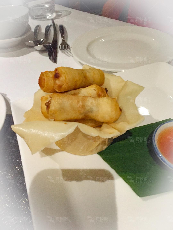 早餐泰式春卷