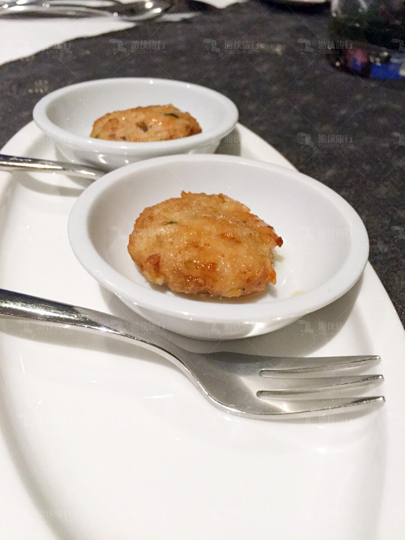 早餐泰式鱼饼