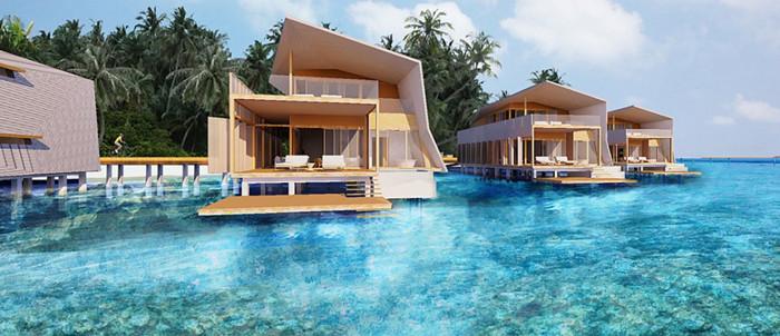马尔代夫瑞吉酒店房型