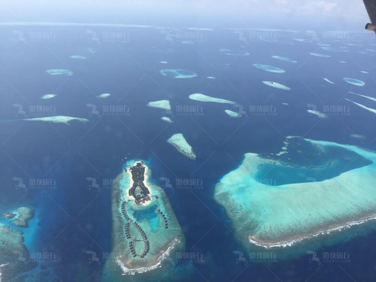 马尔代夫岛屿美景