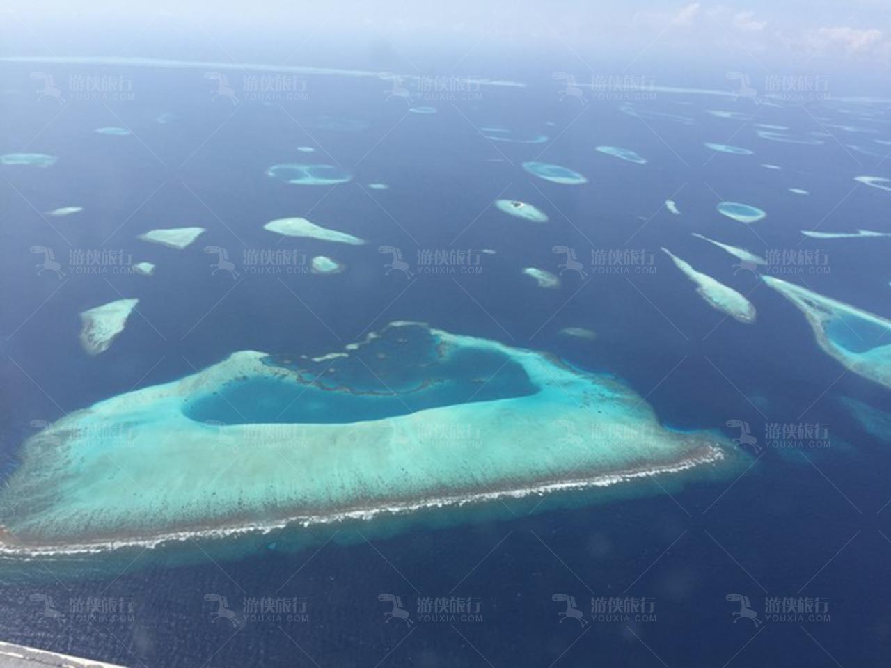 马尔代夫岛屿美图